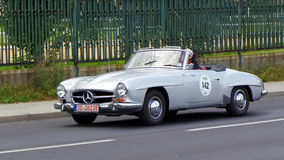 Mercedes-Benz 190 SL 1962 Royalty Free Stock Photo