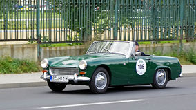 Austin Healey Sprite MK 2 1962 Royalty Free Stock Photography