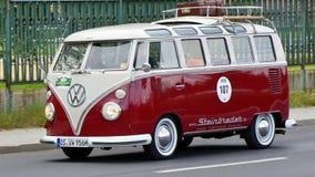 Volkswagen T1 Samba 1966 Stock Photos