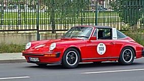 Porsche 911 S Targa 1977 Stock Image