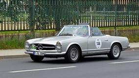 Antique car, Sachsen Classic 2014 Stock Images