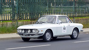 Lancia Fulvia 1,3 S 1971 Royalty Free Stock Photography
