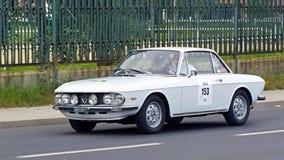 Lancia Fulvia 1,3 S 1971 Royalty Free Stock Photography
