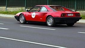 Ferrari Mondial 8 1982 Stock Image