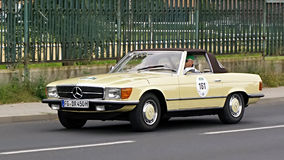 Mercedes-Benz 450 SL 1973 Royalty Free Stock Photography