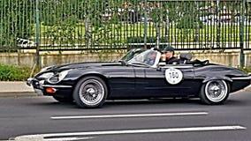 Jaguar E-Type 1973 Stock Image