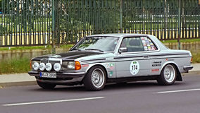 Mercedes-Benz 280 CE 1980 Royalty Free Stock Photography