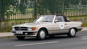 Mercedes-Benz 300 SL, R107 1987 Stock Photo