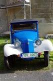 Antique car Tatra Stock Images