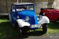 Antique car Tatra Royalty Free Stock Photo