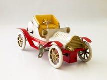 Antique car tin toy Royalty Free Stock Photos