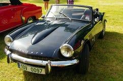 Antique car Triumph Stock Photography