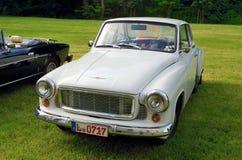 Antique car Wartburg Stock Photos