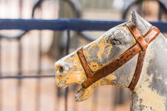 Antique Carousel Horse Stock Photos