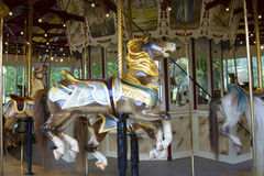 Antique Carousel Horse Royalty Free Stock Image
