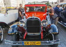 Antique cars Royalty Free Stock Image