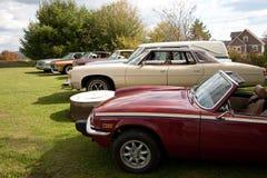 antique cars classic Στοκ Εικόνα