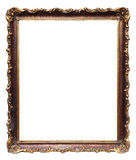 Antique carved frame (No#10) Royalty Free Stock Photo