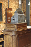 Antique Cash Register Royalty Free Stock Photography
