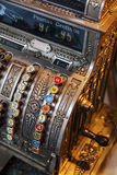 Antique cash register Royalty Free Stock Photos