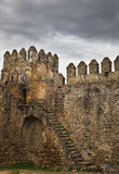 Antique Castle Royalty Free Stock Photo