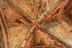 Antique ceiling Royalty Free Stock Photos