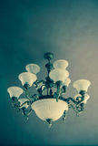 Antique Ceiling Lights Royalty Free Stock Photos
