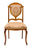 Antique chair Stock Image