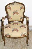 Antique Chair style Stock Photo
