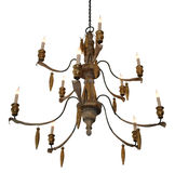 Antique Chandelier Royalty Free Stock Image