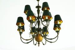 antique chandelier Στοκ Φωτογραφία