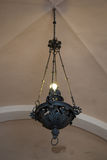 antique chandelier Στοκ Εικόνες