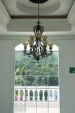 antique chandelier Στοκ φωτογραφία με δικαίωμα ελεύθερης χρήσης