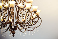 Antique Chandelier Stock Image