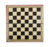 Antique chess board stock photos