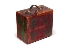 Antique chest Royalty Free Stock Photography