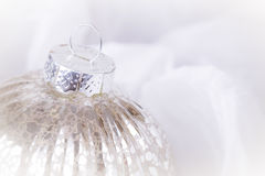Antique Christmas bauble Royalty Free Stock Photo