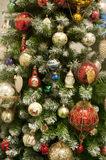 Antique Christmas Decoration Royalty Free Stock Images