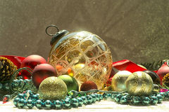 Antique Christmas Ornament Royalty Free Stock Photo