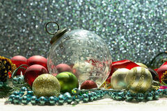 Antique Christmas Ornament Royalty Free Stock Images