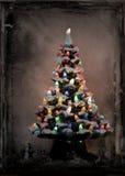Antique Christmas Tree Stock Photos