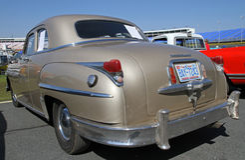 Antique Chrysler Automobile Stock Photography