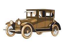 Antique classic Car  Stock Image