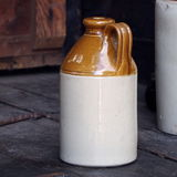 Antique Clay Jug Royalty Free Stock Photography