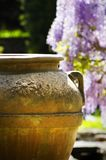 Antique Clay Vase Royalty Free Stock Images