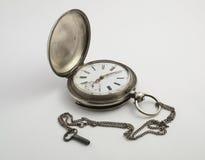 Antique Clock 1 Stock Images