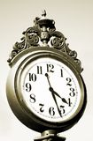 Antique Clock Royalty Free Stock Photos