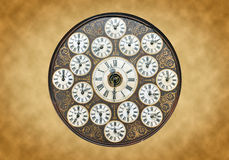 Free Antique Clock Royalty Free Stock Image - 20114276