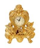 Antique clock Stock Image