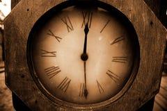 Antique clock Royalty Free Stock Image